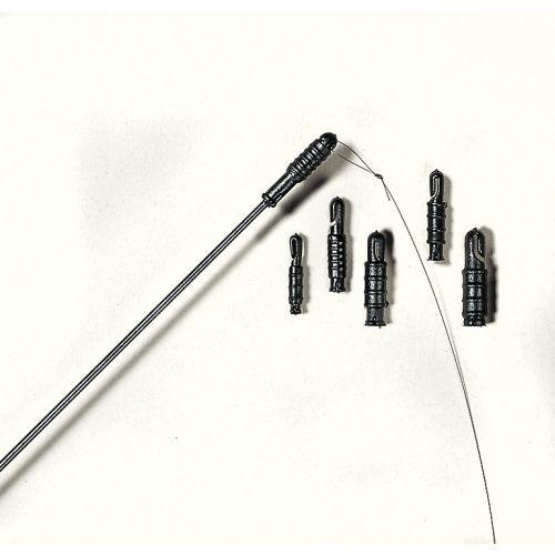 Stippruten-Endaufsatz Anzahl 10 St/SB Durchmesser 0,85 mm